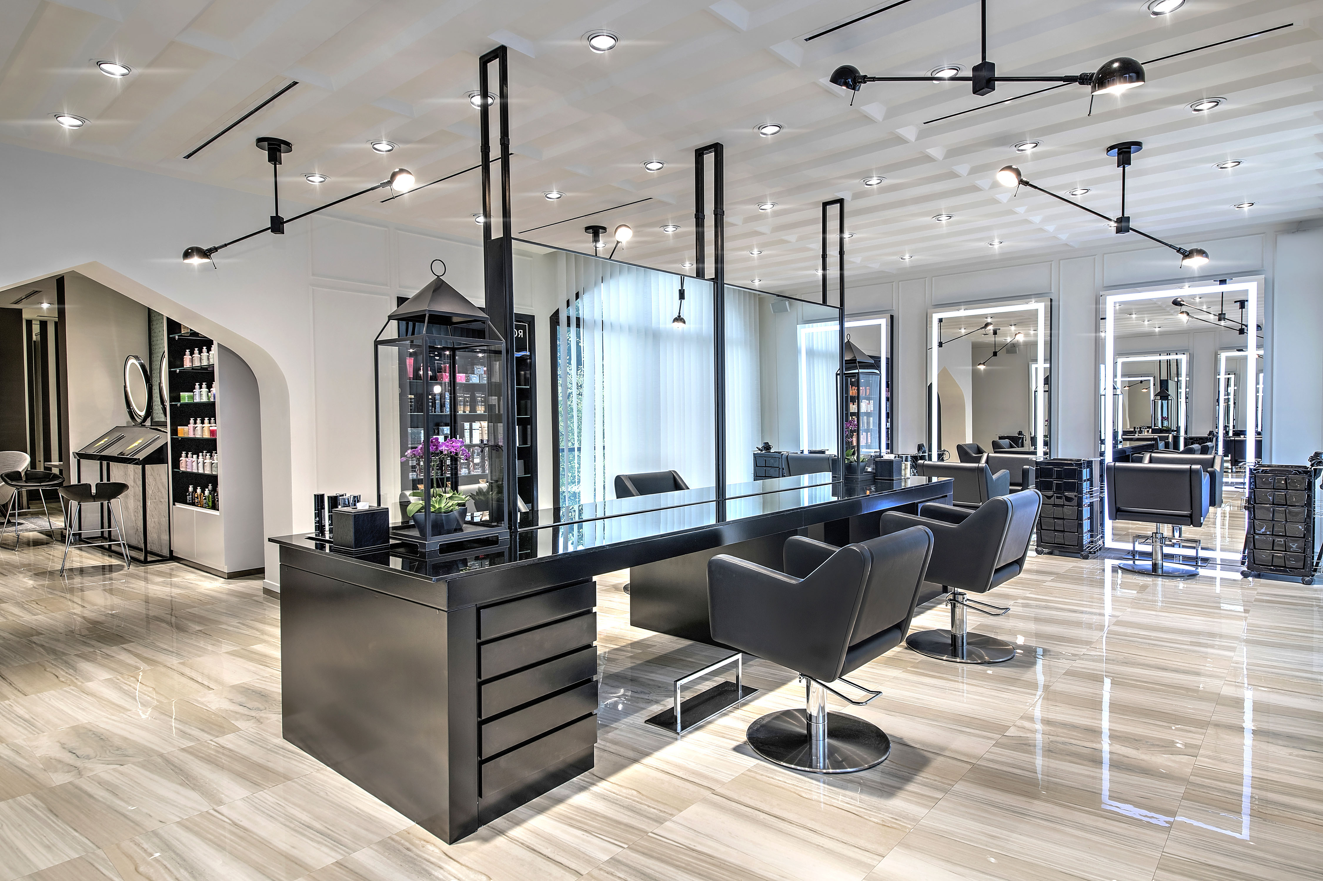 Brand Creative Designs - Salons, Beauty & Wellness